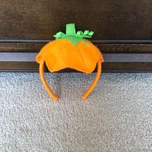 Baby Pumpkin Headband